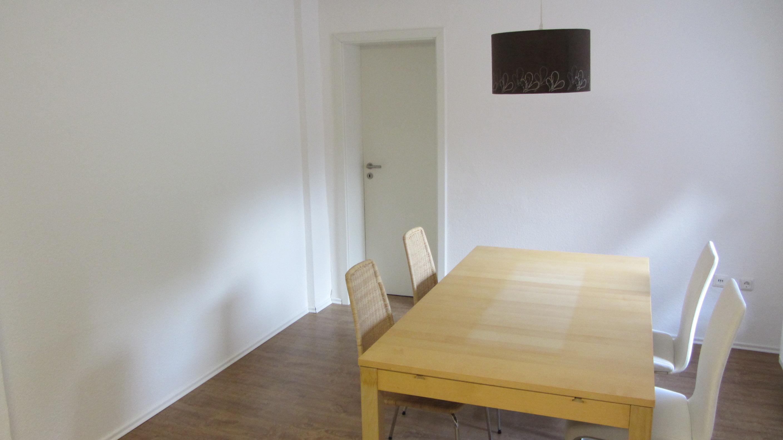 Wohnbereich / Küche